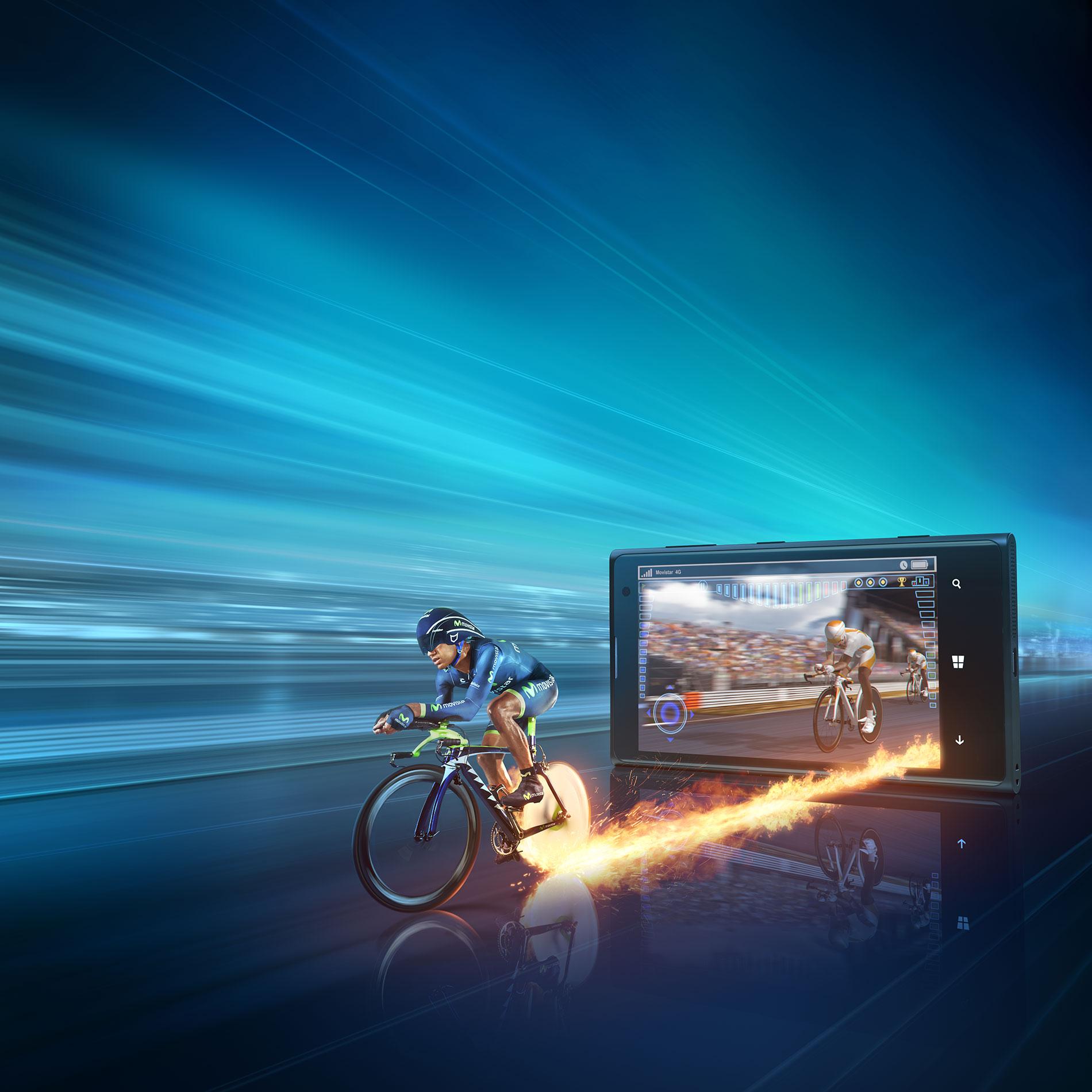 MOVISTAR 4G - TV